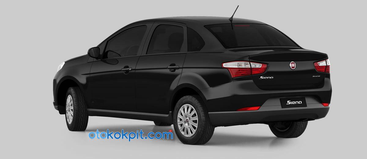 Yeni Fiat Grand Siena Teknik Özellikleri