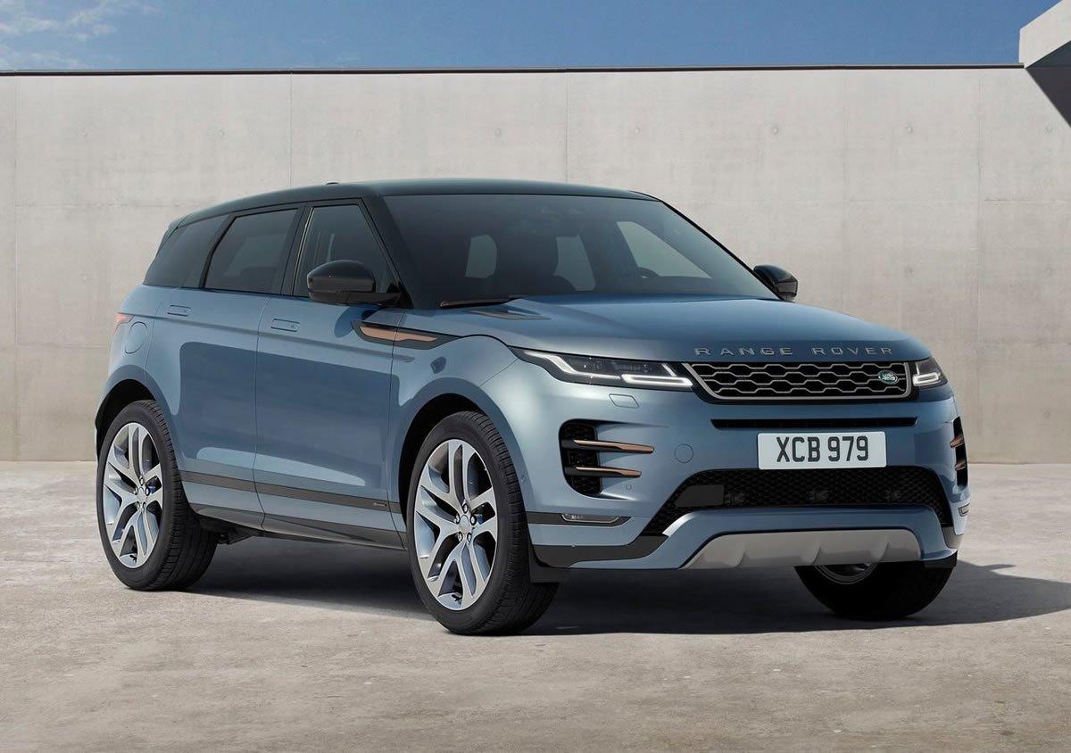 2020 Yeni Kasa Range Rover Evoque Teknik Özellikleri