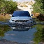 2020 Yeni Kasa Range Rover Evoque Sudan Geçiş Yüksekliği