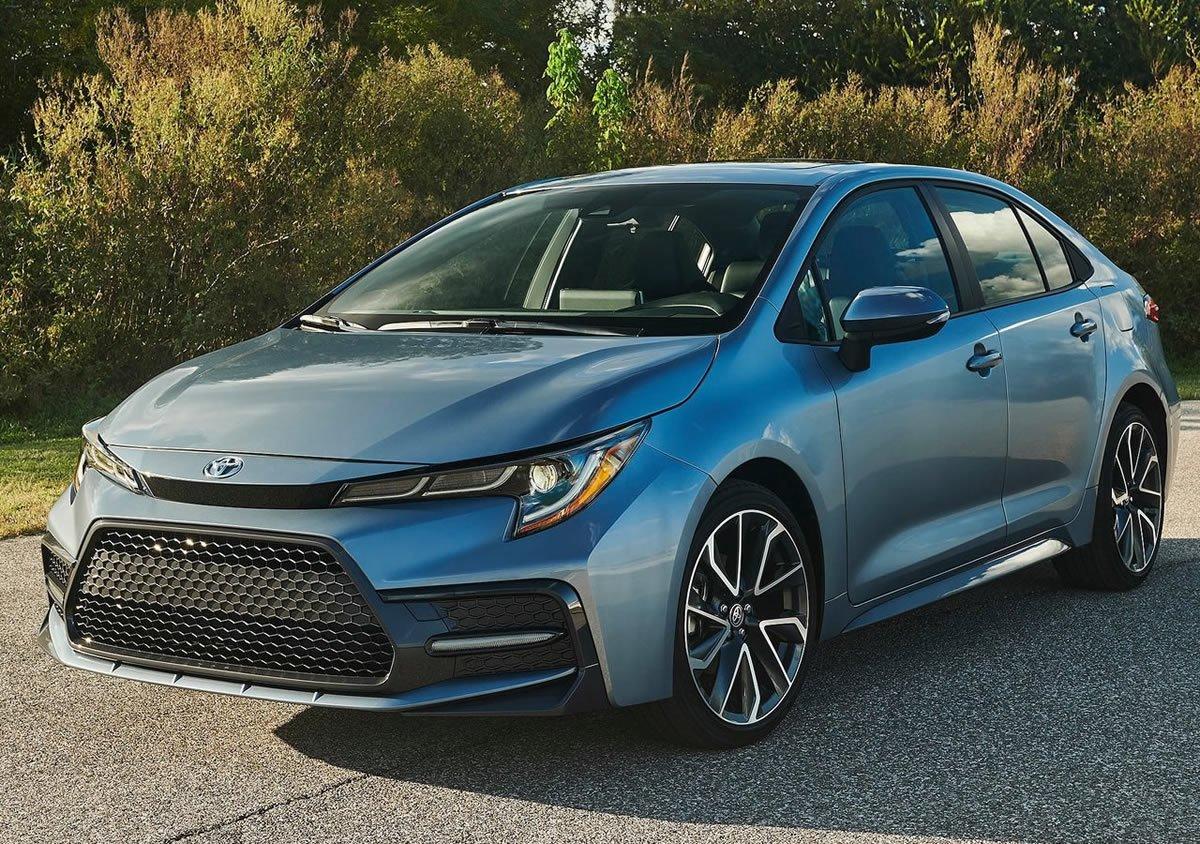 2020 Yeni Kasa Toyota Corolla Sedan Özellikleri