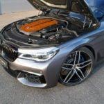 G-POWER BMW M760Li Modifiye