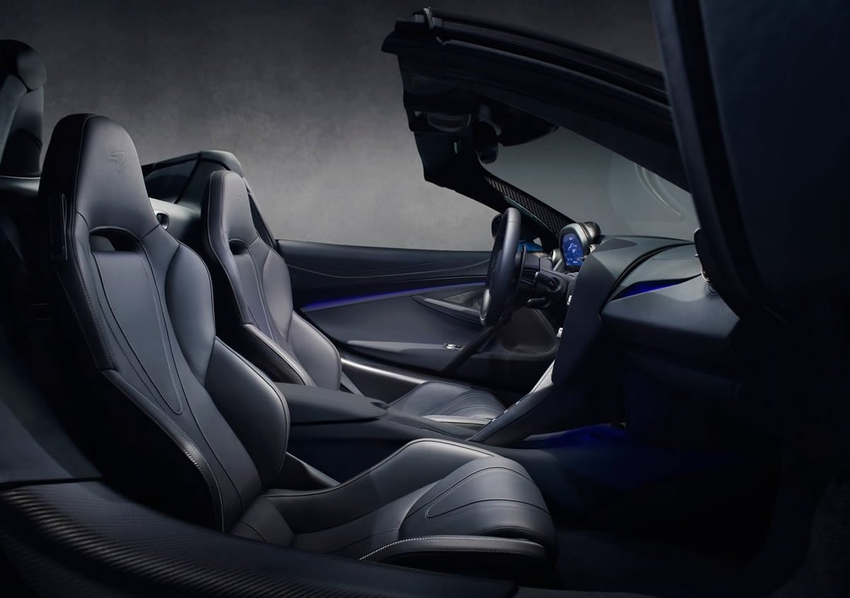 Yeni McLaren 720S Spider Ne Zaman Çıkacak?