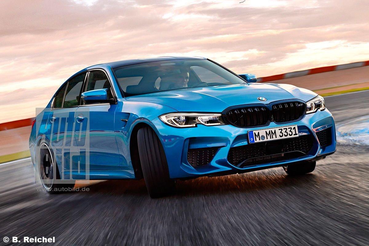 2020 BMW M3 (G80)