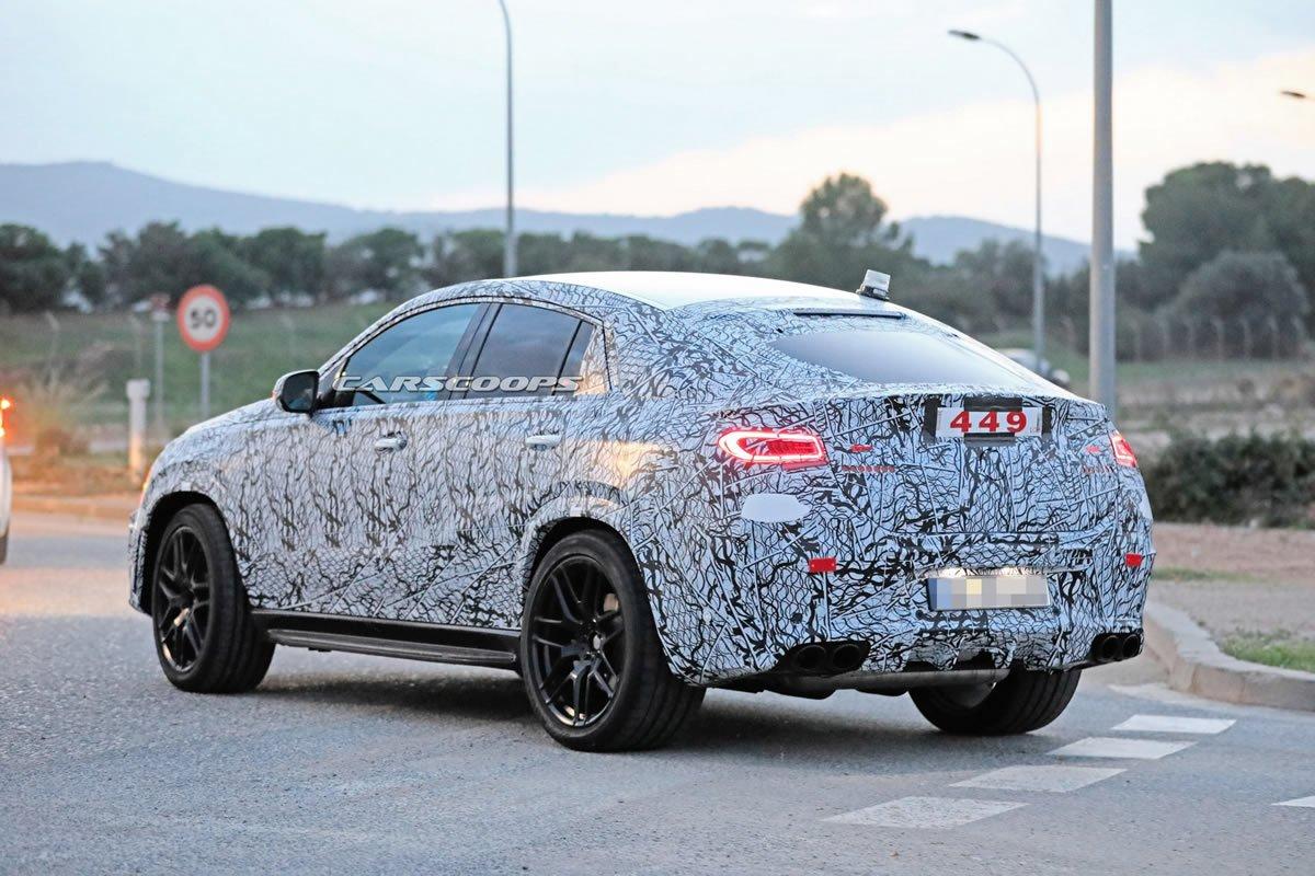 2020 Yeni Mercedes-AMG GLE 53 Coupe Ne Zaman