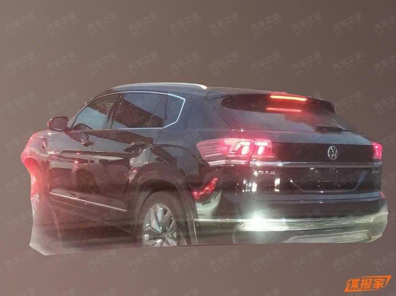 Yeni Volkswagen Atlas Cross Sport