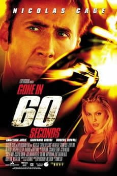 Gone in Sixty Seconds (60 Saniye) Filmi