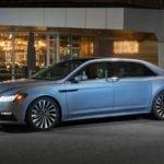 2019 Lincoln Continental Özellikleri