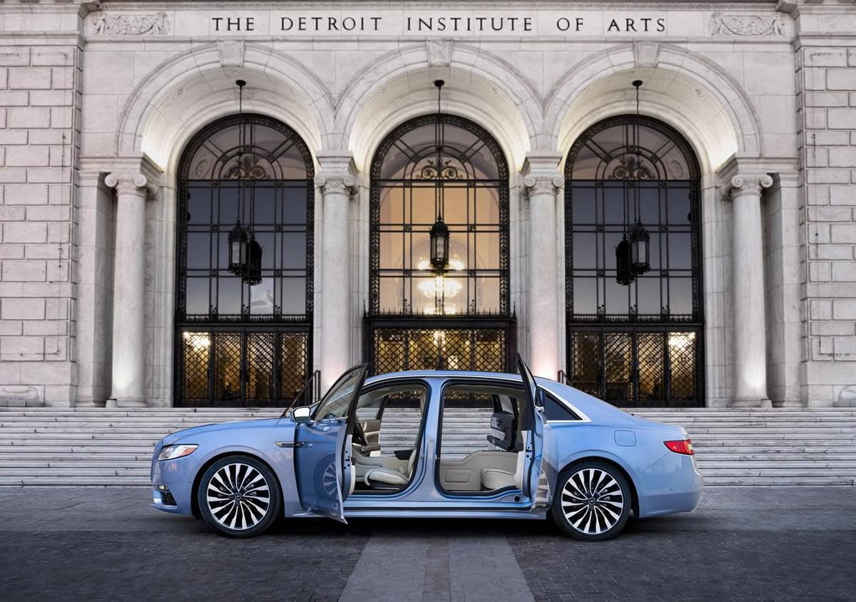 2019 Lincoln Continental Teknik Özellikleri