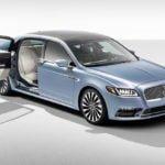 80. Yıla Özel 2019 Lincoln Continental Özellikleri