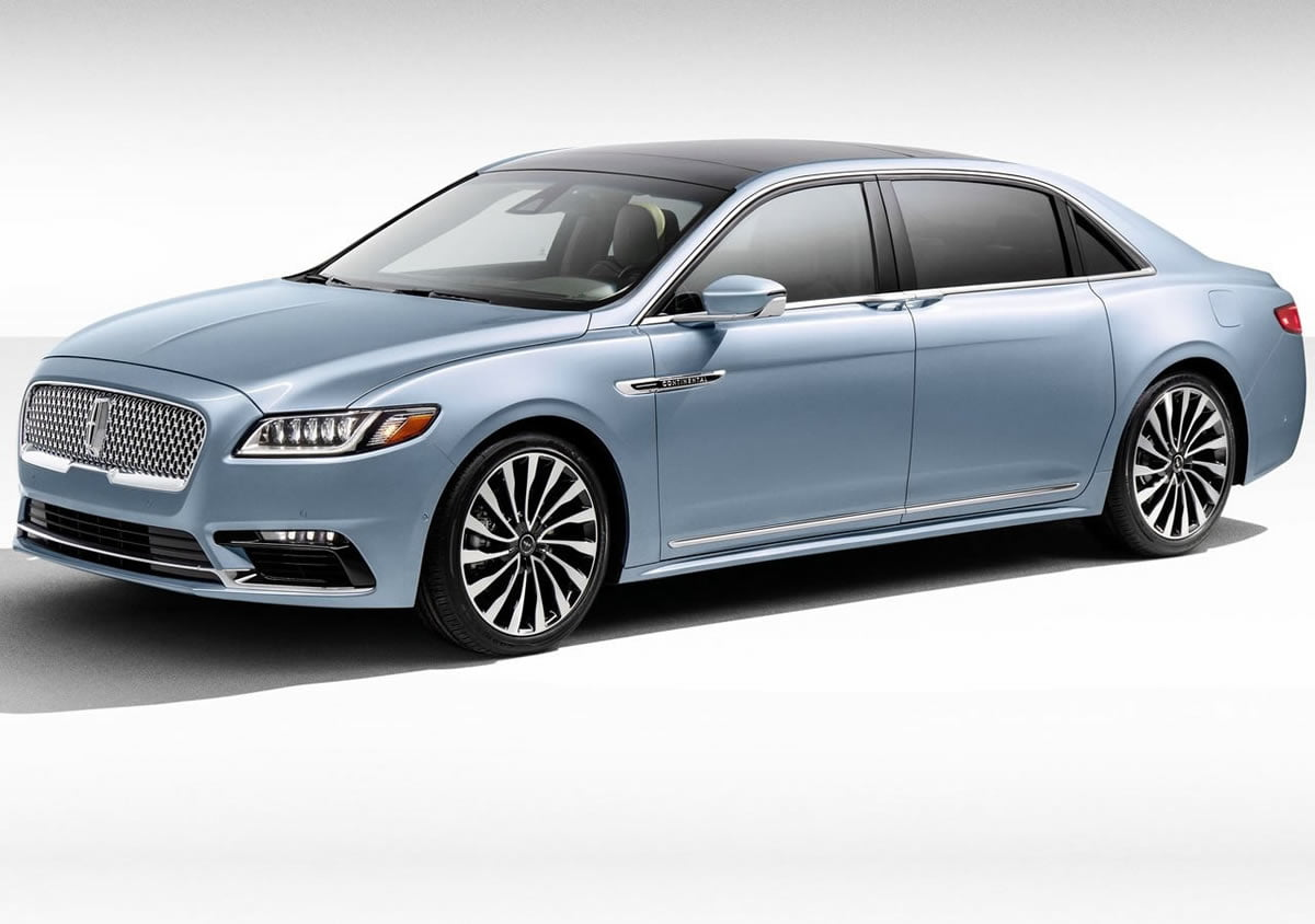 80. Yıla Özel 2019 Lincoln Continental
