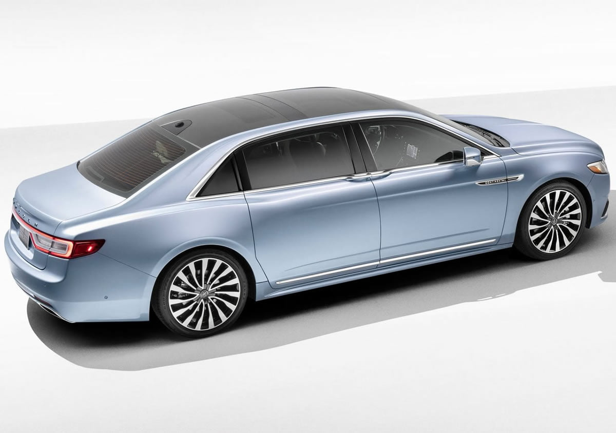 80. Yıla Özel Lincoln Continental