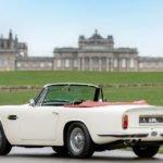 Elektrikli Aston Martin Heritage EV