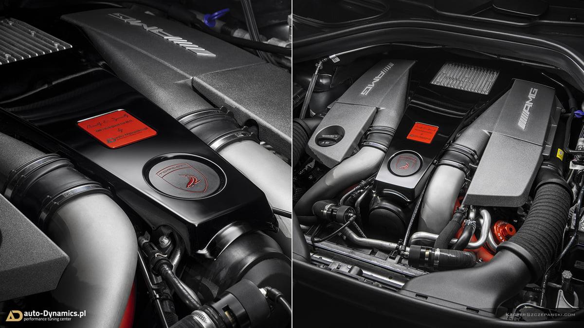 795 Beygirlik Mercedes-AMG GLE 63 S Coupe