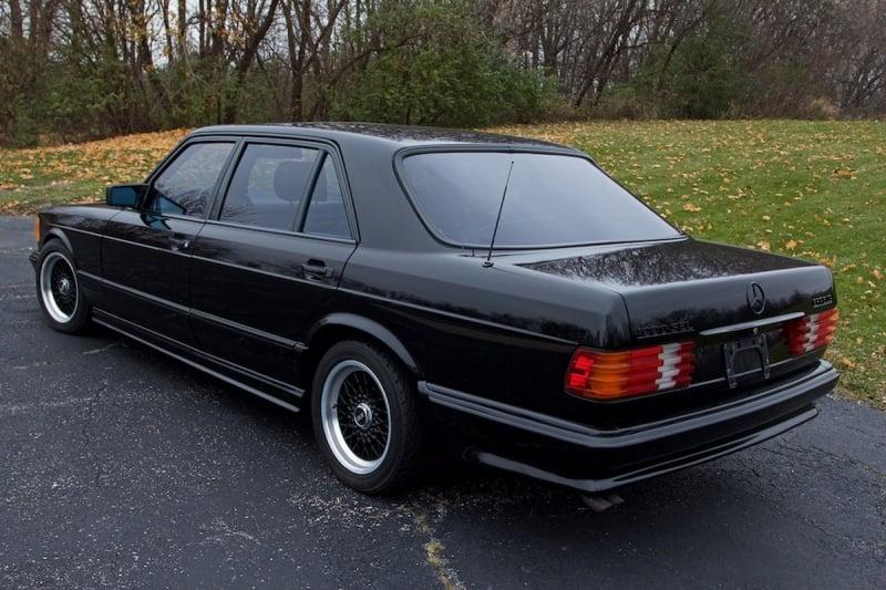 Mercedes 1000 SEL