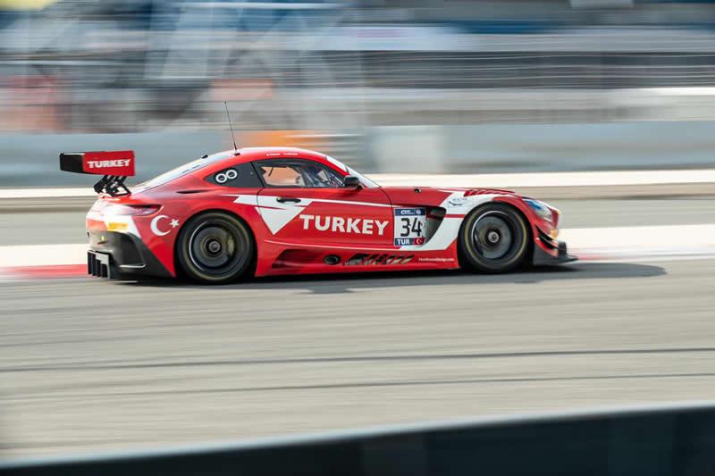 FIA GT Uluslar Kupası Şampiyonu