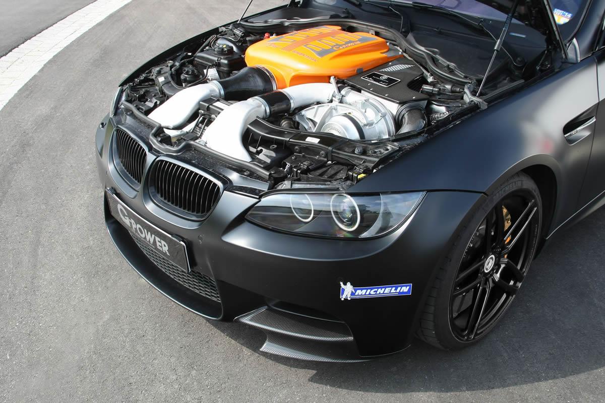 640 PS G-Power BMW M3 E92