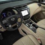 Makyajlı 2019 Yeni Nissan Murano Kokpiti