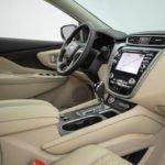 Makyajlı 2019 Yeni Nissan Murano İçi