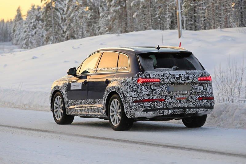 Makyajlı 2020 Yeni Audi Q7 Ne Zaman?