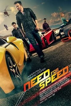 Need for Speed (Hız Tutkusu) Filmi