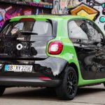 Smart EQ Forfour Electric Özellikleri
