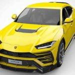 Lamborghini Urus Body Kit