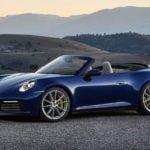 2019 Porsche 911 Carrera 4S Cabriolet Özellikleri