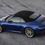 2019 Porsche 911 Carrera 4S Cabriolet Donanımları