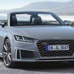 2019 Yeni Audi TTS Roadster Özellikleri
