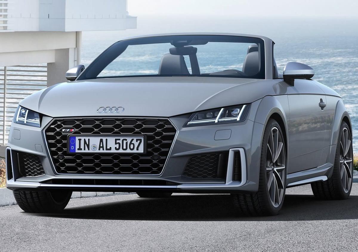 2019 Yeni Audi TTS Roadster Donanımları