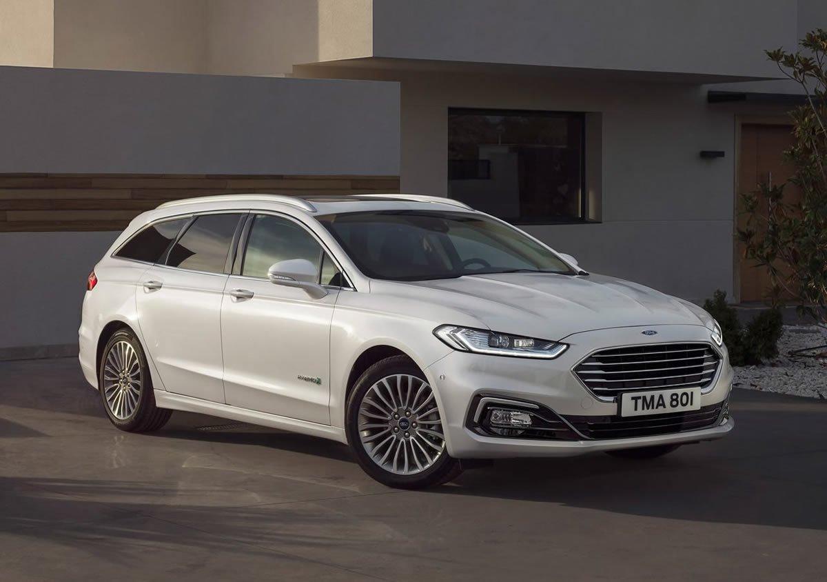2019 Yeni Ford Mondeo Wagon Hibrit Özellikleri