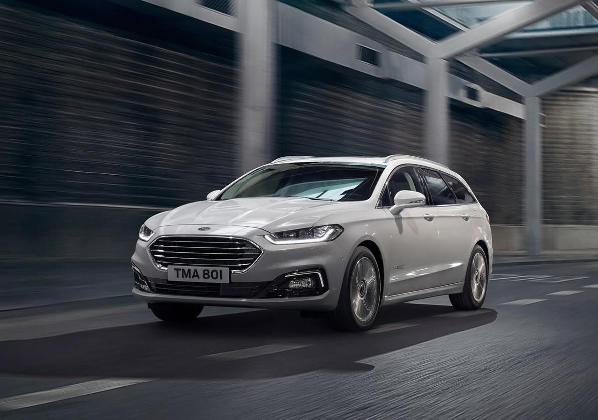 2019 Yeni Ford Mondeo Wagon Hibrit