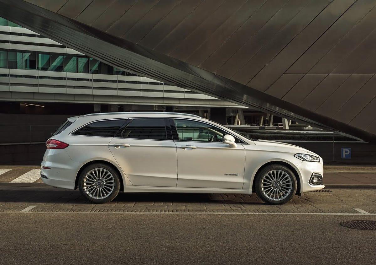 2019 Yeni Ford Mondeo Wagon Hibrit Teknik Özellikleri
