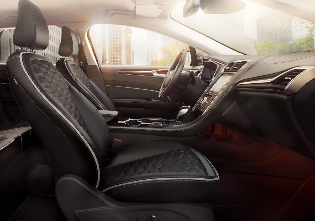 2019 Yeni Ford Mondeo Wagon Hibrit İçi