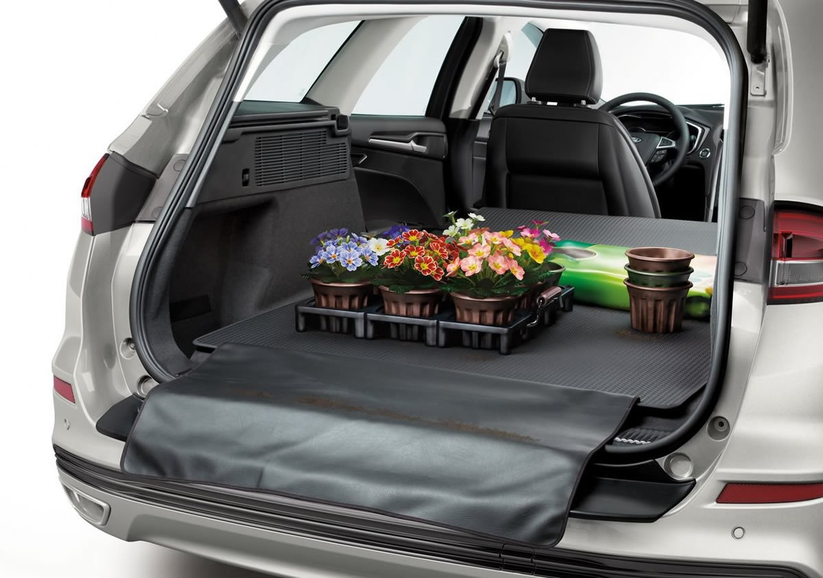 2019 Yeni Ford Mondeo Wagon Hibrit Bagaj Alanı