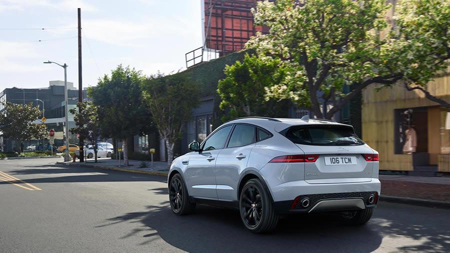 2019 Yeni Jaguar E-PACE