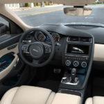 2019 Yeni Jaguar E-PACE Kokpiti