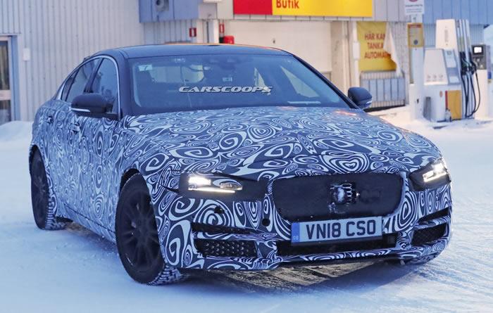 2019 Yeni Jaguar XE