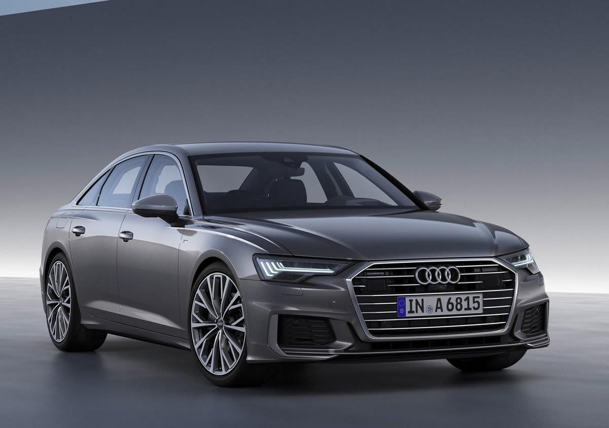 2019 Yeni Kasa Audi A6 Türkiye Fiyatı