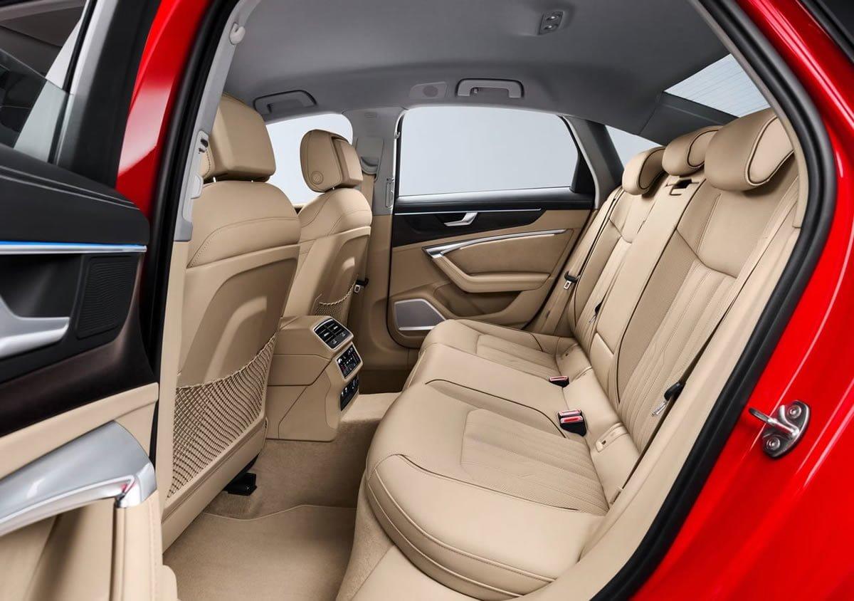 2019 Yeni Kasa Audi A6 Arkası