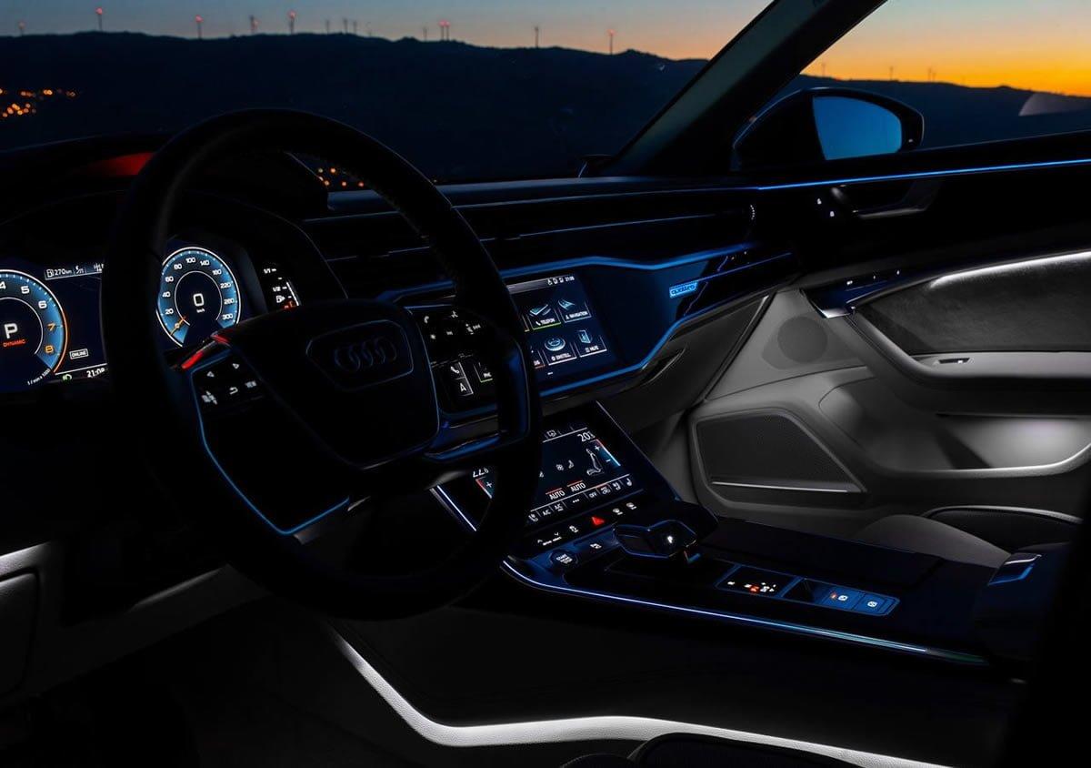 2019 Yeni Kasa Audi A6 Donanımları