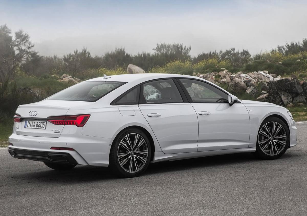2019 Yeni Kasa Audi A6 50 TFSI