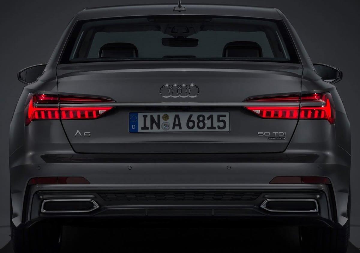 2019 Yeni Kasa Audi A6 50 TDI Türkiye Fiyatı