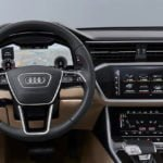 2019 Yeni Kasa Audi A6 İçi