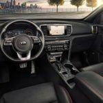 2019 Yeni Kia Sportage 1.6 Dizel Otomatik 4x4 Kokpiti