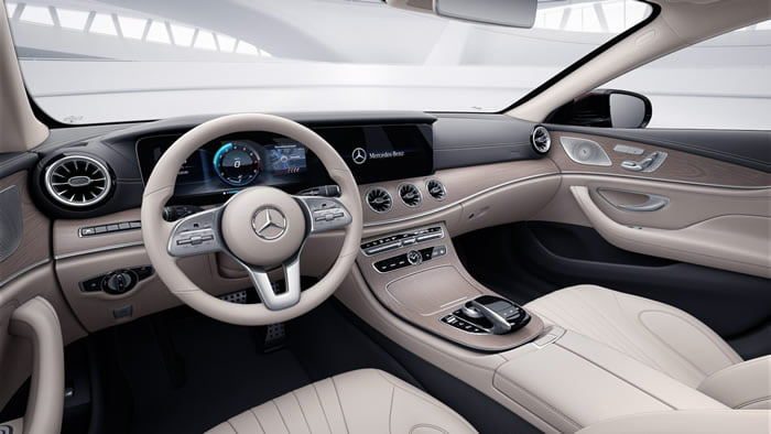 2019 Yeni Mercedes-Benz CLS 300 d Donanımları