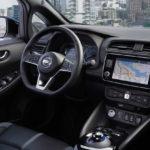 2019 Yeni Nissan Leaf e plus İçi