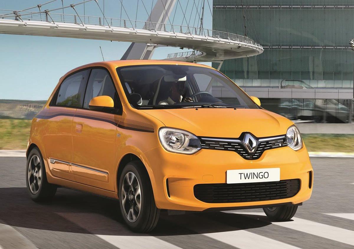2019 Yeni Renault Twingo Özellikleri
