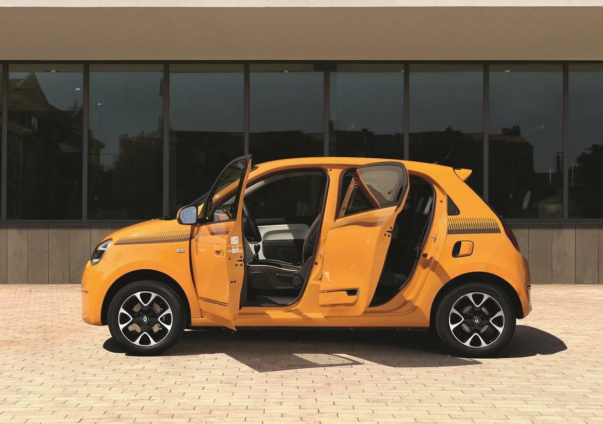 2019 Yeni Renault Twingo Donanımları