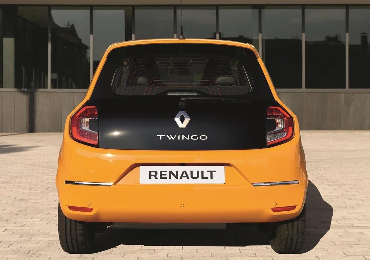 2019 Renault Twingo Türkiye